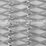 Food Grade Stainless Steel Double Balance Weave Wire Mesh Conveyor Belt(factory in Guangzhou)