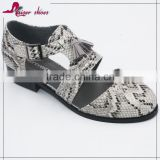 SSK16-268 New design flat shoes women , womens flat sole casual shoes