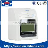 punch card time clock attendance machine price