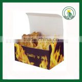 food grade fish & chips box
