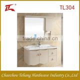Good Quality Made in China Wholesale Hot Sales Wall Hanging LED Mirror Cabinet Melamine chaozhou Bathroom Cabinet