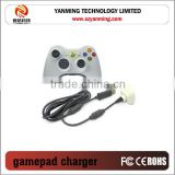 usb Charger Cable for Xbox 360 Wireless Controller Gamepad