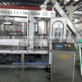 Glass Bottle Small Carbonated Drink Filling Machine for Iraq Market