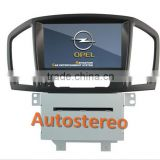 Car DVD Player with GPS Navigation System Touch Screen for Opel / Vauxhall / Holden Insignia 2010+ Car Stereo Satnav