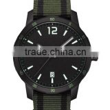 YB fashion accessories private label watch manufacturers Nato strap watch