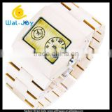 waterproof hot sale stainless steel and wood band fashion watches(WJ-3921)