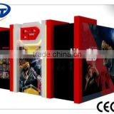 2015 hottest 7d cinema for sale/ good quality 7d cinema simulator with beautiful 7d cinema cabins