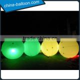 party inflatable helium balloon,led inflatable balloon,inflatable hanging balloon for sale