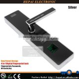 Hotel fingerprint lock touch screen biometric door lock                                                                         Quality Choice
