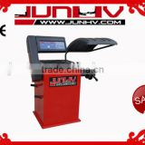 JUNHV Professional quality and better value JH-B99 car wheel balancer tyre balancing machine used