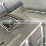 Hardware Sheet Metal Steel carbon dioxide arc welding fabrication