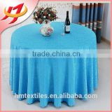 New Product Promotion Home Use Multi-color hot sale cheap 120 restaurant round tablecloth