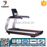 high quality fashion AC motor 7 HP gym commercial treadmill with touch screen