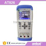 2015 Hot Sale AT826 Handheld Digital LCR Meter from 100Hz to 100kHz with Mini-USB Interface