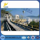 China supplier high efficiency heavy duty carbon steel motorized roller conveyor for stone transporter