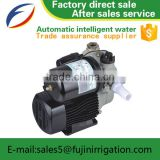 China manufacturer direct sales high quality export Europe intelligent irrigation water pump with the constant pressure control