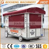 INQUIRY about Mobile food cart design/food trucks mobile food cart for sale.