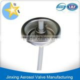 body perfume spray valve/Body deodorant spray valve/Deodorant can spray valve made in China