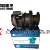 Sinotruk Howo 61500060033 Water Pump