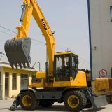 HAITUI HEW 135    Wheel Excavator/excavators/construction machinery/heavy equipment/earthmoving equipment