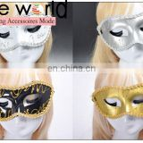 Hot Sale Fancy Masquerade Party Masks half face glitter eye mask
