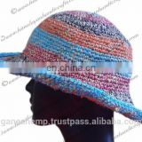 Wire Brim Hat HCWB 0036