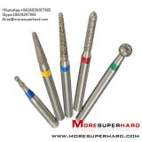 Dental Diamond Burs Alisa@moresuperhard.com