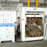 Radio Frequency Hot Press Wood Bending Plywood Machine From SAGA