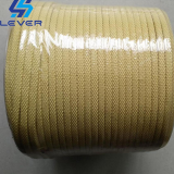 Aramid fiber kevlar Rope roller rope Glass Tempering Furnace rope 10 x 3mm for northglass tempering machine