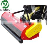 3 point hitch topper flail mower bush grass cutter for tractor