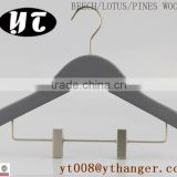 kids hanger wood children garments wooden hanger walton hanger                                                                         Quality Choice