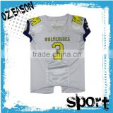 Wholesale Blank American Football Jerseys,Custom Youth American Football Uniforms