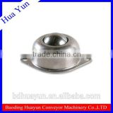 1 Inch Ball Transfer Unit Galvanized Steel Transfer Ball Steel Ball Bearing