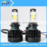 Hiway auto lighting halogen power LED H7 headlight auto parts china manufacturer wholesaler