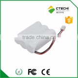 Rechargeable NiCD Cordless Telephone Battery Replacement Pack 3.6v 800mah