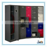 Luoyang colorful metal locker room shower                                                                         Quality Choice