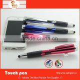 2015 Hot Sale Advanced Plastic Touch Ball Pen and promotional merchandise