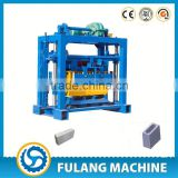 QTF40-2 small production machinery manual block making machine suppliers in south africa
