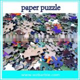 Custom print 500 pieces jigsaw puzzle