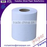 Hand paper towel roll wipes for office building toilet