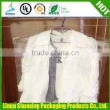 LDPE suit cover on roll / plastic suit dust cover / plastic dust cover