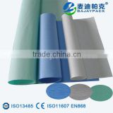 Medical colored sterilization printed non woven sterilization crepe paper