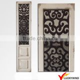 Mirrored Vintage Wood Crafted Decorative Interior Room Doors Decorated                                                                         Quality Choice
