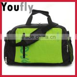 Custom large capacity waterproof travel duffle storage bag,travel bag with shoes bag                                                                         Quality Choice