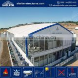 Custom made aluminum alloy frame 15x30m / 20x30m china made 250 people wedding marquee party tents