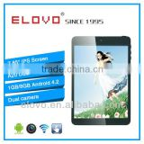 Hottest selling 7.85 inch tablet 7.85 inch Allwinner A20 tablet pc Dual Core Android Tablet with HD screen