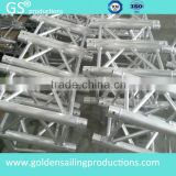 Square Aluminum mini truss spigot truss matching global truss