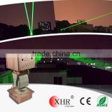 XHR two fat beams advertising effect sky laser light for green landmark laser outdoor