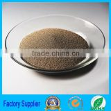 high quality ceramic sand bauxite material proppant for oil exploitation