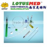 With CE Certified disposable Dialysis Catheter Kits